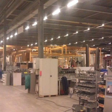 Nov 27, 2012 - A small part of the acoustic door factory in Holland.
