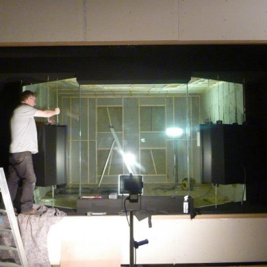 Dec 07, 2012 - DEMATEC installing the floating nacelles for NOISIA's in-glass ATC 110 A SL Custom. It's a d delicate and time consuming stage.