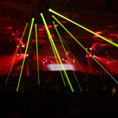 Jan 29, 2013 - Noisia Live Set @ Les transardentes, in Liège. Excellent, as expected! Had a great evening...