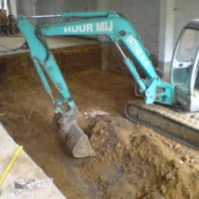 July 24, 2009 - Keep digging.