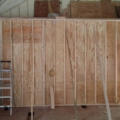 Sep 18, 2014 - Some good progress on Mark Pinkston's project in North Carolina, US.