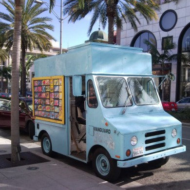 Apr 09, 2010 - Last time I saw this ice-cream truck, it was driven by Ozzy Osbourne [/lousy reference to a lousy metal band]