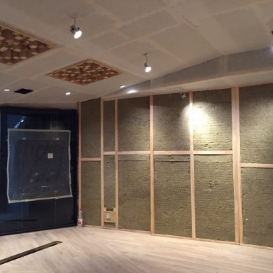 Apr 03, 2015 - IAC doors at Zino Mikorey Mastering — in Berlin, Germany.