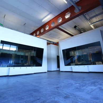 Apr 28, 2015 - Noisia Studios with the outside shells finished and painted, computer boxes installed. We're now moving to phase 2. Yes, we're not done... - More to come.