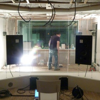 Oct 30, 2011 - TBWA. First listening session of the two FTB rooms to make sure all is fine. Rooms measure according to specs and the engineers are very happy.