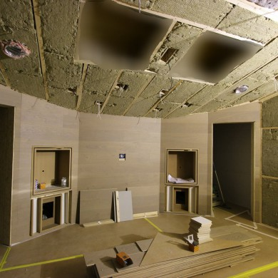 Jun 03, 2016 - Progress at Jef Martens / Basto. Speakers install and first test session happens on June 27th!