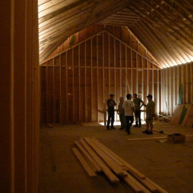 Jul 19, 2012 - Mark Pinkston's Project in Phase 1. Was a pleasure visting him in Canton, NC.