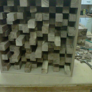 Sep 13, 2012 - Nice execution of the 756 diffusors for Jason J. Hall's new FTB CR in Nashville, TN. — in Nashville, Tennessee.
