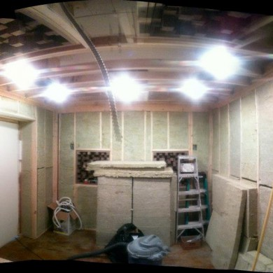 Sep 13, 2012 - Jason J. Hall's new FTB CR build in progress. It was a fast and clean build. — in Nashville, Tennessee.