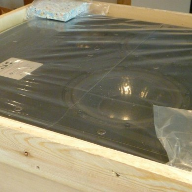 OCt 29, 2012 - One of the ATC 110 A SL Custom to be installed soon in the 3x Noisia Control Rooms. — with Noisia.