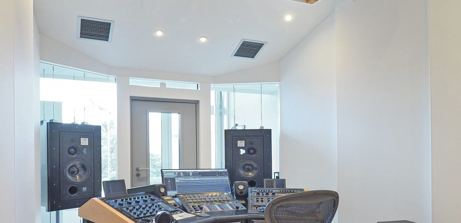 KMS Mastering, Switzerland.