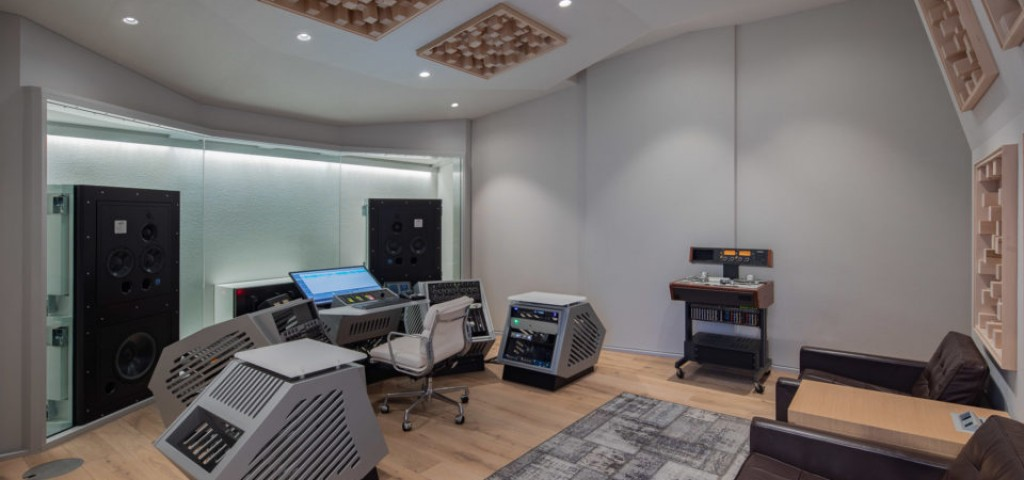 Sterling Sound Mastering, NJ, U.S.A.